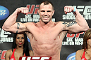 UFC 128 Weigh-ins: Nick Catone