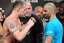 UFC 128 Weigh-ins: Catone vs. Philippou