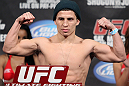 UFC 128 Weigh-ins: Joseph Benavidez