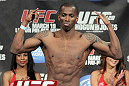 UFC 128 Weigh-ins: Anthony Njokuani