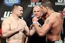 UFC 128 Weigh-ins: Cro Cop vs. Schaub
