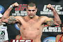 "UFC 128 Weigh-ins: Mauricio ""Shogun"" Rua"