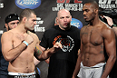 "UFC 128 Weigh-ins: Mauricio ""Shogun"" Rua vs. Jon ""Bones"" Jones"