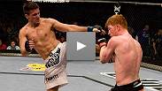 Fighting out of Portland, Oregon, Ed Herman takes on unbeaten Brazilian Demian Maia.
