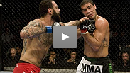 UFC® 101 Prelim fight between Thales Leites and Alessio Sakara
