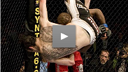 UFC® 101 Prelim fight between Tamdan McCrory and John Howard.