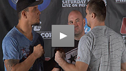 The UFC 119 main eventers talk injuries, legacies, and an offer Cro Cop couldn't refuse.