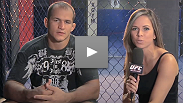 Junior Cigano fala sobre brock e TUF 13