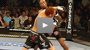 Middleweight Anderson Silva makes an impressive UFC® debut by making short work of Chris Leben at UFC® Fight Night™.