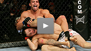 Soto kept the pressure on a dangerous Slick Nick to score another win for wrestlers at UFC 118.