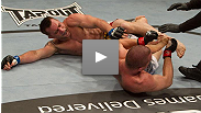UFC 127's Chris Lytle shows off his underrated ground skills by applying a lightning-quick kneebar on Brian Foster.