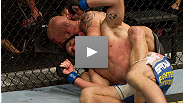 Joe Doerksen segues from a head-kick attempt to a rear-naked at UFC 113 - see him next at UFC 119 on September 25 against CB Dollaway on the Spike prelims.