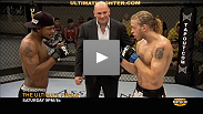 Michael Johnson and Jonathan Brookins will battle on Saturday night for the right to be called The Ultimate Fighter. See how they earned that right with this look back at the semifinals!