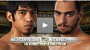 TUF® 12 Finale Prelim Fight: Will Campuzano vs Nick Pace