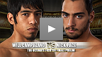 TUF&reg; 12 Finale Prelim Fight: Will Campuzano vs Nick Pace