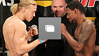 The Ultimate Fighter&reg; Team GSP vs Team Koscheck Finale Weigh-In