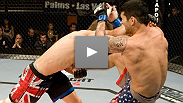 The Ultimate Fighter's Nick Osipczak made short work of Frank Lester at the TUF9 Finale, with the team UK fighter submitting his team US foe in the first round.