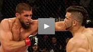 Entrevista depois da luta com Court McGee, o novo Ultimate Fighter