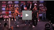 UFC 118 Weigh-In Replay