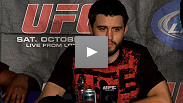 It was one of the night's best fights and featured two of MMA's best sports - hear from Carlos Condit and Dan Hardy at the UFC 120 post-fight press conference.
