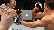 TUF 11's Chris Camozzi makes a statement, ruining the UFC debut of Korean Dongi Yang.