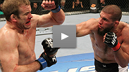 TUF winner Court McGee proves he belongs by reversing momentum and scoring a UFC 121 sub of Ryan Jensen.