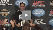 Cain Velasquez at post-fight press conference -- hear from the UFC's new heavyweight champion after his impressive win over Brock Lesnar.