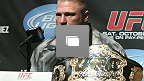 UFC&reg;121: Press Conference Photo Gallery