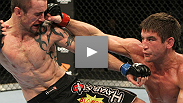Sam Stout talks about the all-out war with Paul Taylor and the big shots both men doled out.