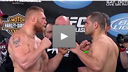 See the official weigh-in for UFC 121: Lesnar vs. Velasquez