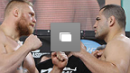 UFC&reg; 121 Weigh-In Photo Gallery
