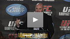 UFC 123: Post-Fight Presser