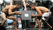 AUBURN HILLS, MI - NOVEMBER 19: UFC 123 weigh-in at the Palace of Auburn Hills on November 19, 2010 in Auburn Hills, Michigan.  (Photo by Josh Hedges/Zuffa LLC/Zuffa LLC via Getty Images