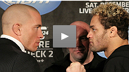 See the UFC 124 pre-fight press conference