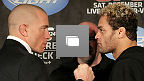 UFC®124: Press Conference Photo Gallery