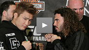 Hear from the men of UFC 125: Brandon Vera (fighting Thiago Silva), lightweight opponents Clay Guida and Takanori Gomi, and Nate Diaz (fighting Dong Hyun Kim).