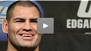 On New Year's Eve in Las Vegas, heavyweight champ Cain Velasquez answered UFC Fight Club members' questions about injuries, Kos, Brock and more.