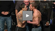 The men of UFC 125 weigh in on New Year's Eve.