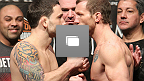 UFC®125: Weigh In Photo Gallery