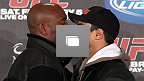 UFC® 126 Press Conference Photo Gallery