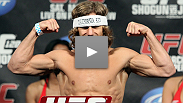 The California Kid's legacy of wins extends to the UFC as he debuts with a decision and calls out the current champ.