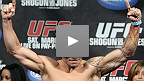 UFC 128: Gleison Tibau Post-Fight Interview