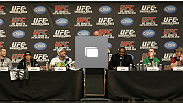 UFC 128: Pre-Fight Press Conference at Radio City Music Hall on March 16, 2011 in New York City.