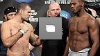 Fotogalería Ceremonia de pesaje UFC®128