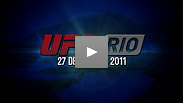 The UFC&reg; makes its long-awaited return to Brazil on August 27, 2011!