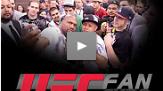 The UFC is shipping up to Boston for the next UFC Fan Expo