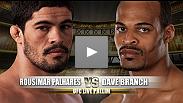 Luta preliminar do UFC® on Versus 3: Rousimar 'Toquinho' Palhares vs Dave Branch
