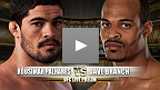 Luta preliminar do UFC&reg; on Versus 3: Rousimar &#39;Toquinho&#39; Palhares vs Dave Branch