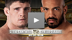 UFC&reg; Live: Sanchez vs. Kampmann- Prelim Fight: Steve Cantwell vs Cyrille Diabat&eacute;