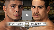 Luta preliminar do UFC® on Versus 3:  Joe Stevenson vs Danny Castillo